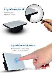 Touch Light Sensor High Quality Pc Back Housing Soft Touch Light Switchtouch Screen