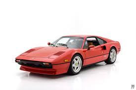 Ferrari convertible v8 32v oldtimer. 1980 Ferrari 308 Gtsi Values Hagerty Valuation Tool