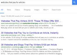 strategies to market yourself as a lance writer online article writing jobs