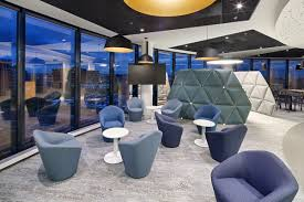 designing office space. Exellent Office Green Building Club Current Trends In Designing Office Space Intended
