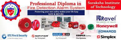 suraksha institute of technology courses >> fire alarm system