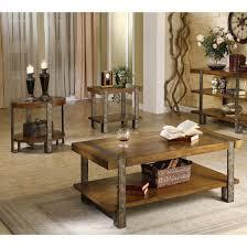 Three Piece Living Room Table Set Capricious Three Piece Living Room Table Set Living Room Table Set