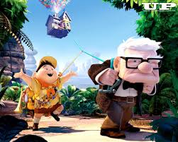 Cartoon Film Widescreen Up Cartoon A Movie Could Not See On High Resolution Of