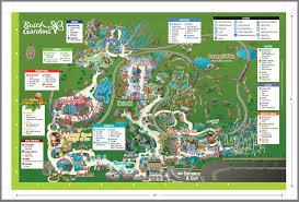 map of busch gardens tampa bay c busch gardens 2018