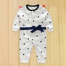 newborn baby clothes spring cotton baby