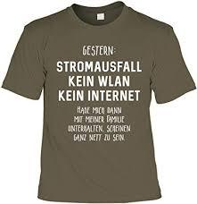 Lustiges Sprüche Shirt Geschenkartikel T Shirt Mit Urkunde Gestern