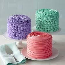 Cake Piping Techniques Wilton