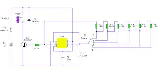periodic timer circuit timing timer electronic tutorial periodic timer circuit diagram