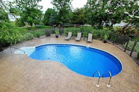 inground pool cost hiring a professional