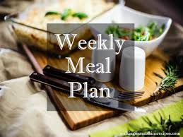 weekly meal planning for two dinner for two easy recipes with printable menu weekly meal plan