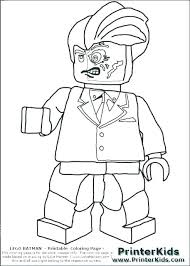 Joker Coloring Pages Printable At Getdrawingscom Free For
