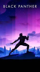 Black Panther Marvel Superhero 4K ...