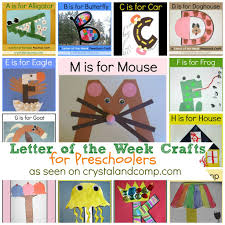 letter of the week crafts for preschoolers crystaland p 1024x