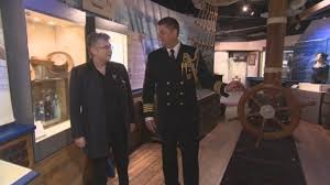 Defence Attaché visits Beacon Museum - ITV News