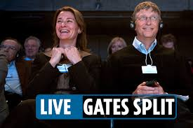 Billionaires Bill & Melinda Gates Had NO Pre-nup As 27-year Marriage Ends -  Todayuknews