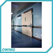china stainless steel frame hospital hermetic sliding door china air tight door hermetic door