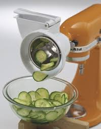 kitchenaid mixer attachments slicer. kitchenaid® rotor slicer \u0026 shredder - click to enlarge kitchenaid mixer attachments