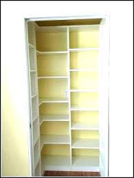 how to support corner pantry shelves building a excellent design ideas interesting