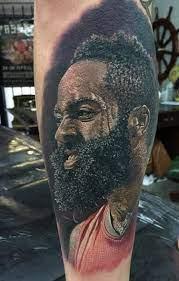 Realistic portrait tattoos of nba icons. Realistic Portrait Tattoos Of Nba Icons Tattoodo