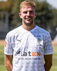 And he didn't even need a footballer's salary to do so. Christoph Kramer News