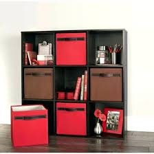 closetmaid cubeicals 9cube organizer espresso closetmaid