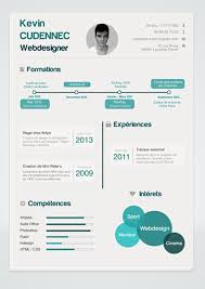 Infographic Resume Template 9 Design Free Download