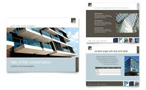 Architectural Powerpoint Template Architect Powerpoint Presentation Template Design