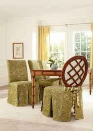 design matchmaker fls and stripes look better together dining chair slipcovers sure fit