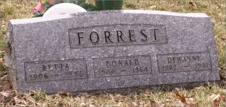 Dewayne Forrest (1927-1931) - Find A Grave Memorial