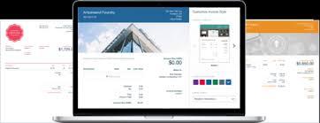Modern Invoice Free Modern Invoice Template Freshbooks