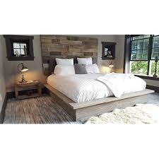 Reclaimed Wood Bedroom Furniture: Amazon.com