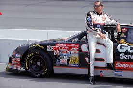 earnhardt had no problem imposing his will on other drivers often bullying his way to