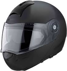 Schuberth C3 Helmet Black Matt