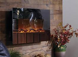 80004 touchstone sideline 50 recessed electric fireplace onyx wall mount inch in mirror on 50 recessed electric fireplace