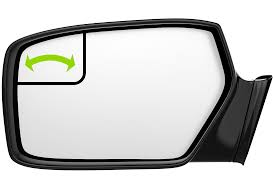 mirror. Spotter-mirror Mirror
