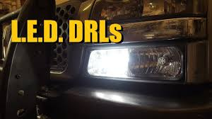 Silverado Daytime Running Light Bulb Drl L E D Replacement Bulbs Day Time Running Lights Anthonyj350