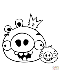 Small Picture Foreman Pig and Minions coloring page Free Printable Coloring Pages