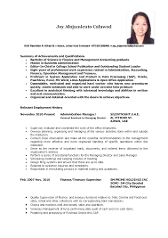 21 Best Acting Resume Template No Experience
