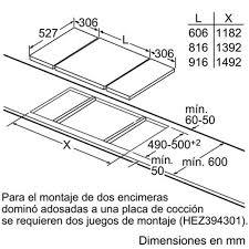Bếp từ domino Bosch PIV375N17E /Tây Ban Nha/, KM 40%