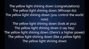 Yellow Light Shining Down Pharrell Williams Yellow Light Despicable Me 3 Soundtrack Lyrics