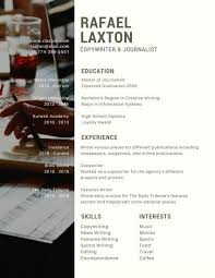Modern Resume Format New Top 48 Modern Resume Templates To Impress Any Employer WiseStep