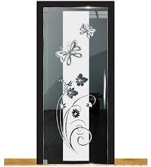 Dd Dotzler Design 2111 2 Milchglasfolie Glastür Fenster Motiv
