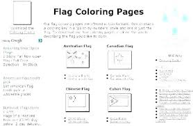 Coloring Pages Flags Printable Coloring Pages Of State Flags