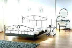 wrought iron king bed. Wrought Iron King Bed Headboard Bedroom Set