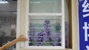 Pvc Ventilatorfenster Für Luftklappenfenster Mit Abluftventilator