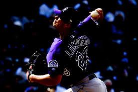 Lambert dazzles as Rockies avoid sweep in Chicago |