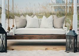 Round Outdoor Bed Findingwintercom Page 5 Vintage Outdoor With Porch Swing Bed