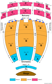 Orpheum Theater Phoenix Seating Chart 42 Complete The Orpheum Theatre Seating Chart