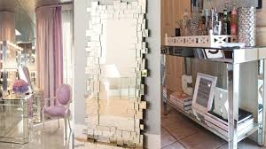 diy mirrored furniture. DIY Mirrored Furniture ROOM DECOR Easy Crafts Ideas At Home Diy