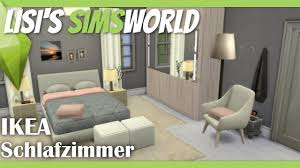 Sims 4 Room Build Ikea Schlafzimmer Ohne Cc Youtube